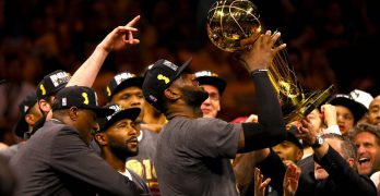 How to Survive a 3-1 Deficit and Win the NBA Finals