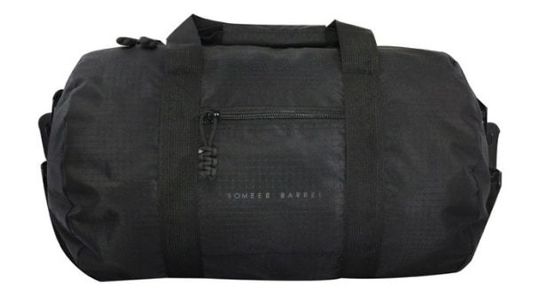 bomber barrell duffel bag review