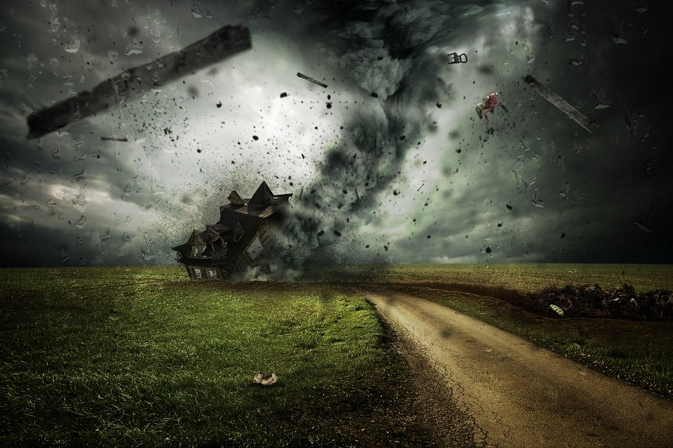 How to Survive a Tornado – Common Sense Works Best